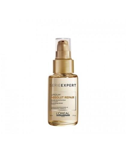 L'oreal SirieExpert Absolut Repair Lipidium. Сыворотка для кончиков волос.50 мл.