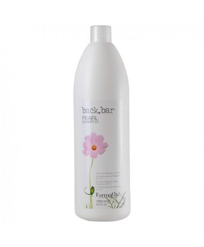 farma vita Back Bar Pearl Shampoo!Жемчужный шампунь 1л.