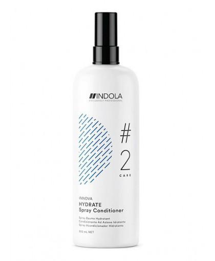 INDOLA / Увлажняющий спрей-кондиционер для волос HYDRATE #2 care INNOVA, 300 мл