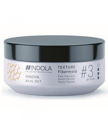 Indola Texture Fibermold Моделирующая паста для волос 85 мл