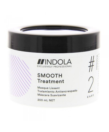Indola Innova Care Smooth Treatment Разглаживающая маска для волос 200 мл