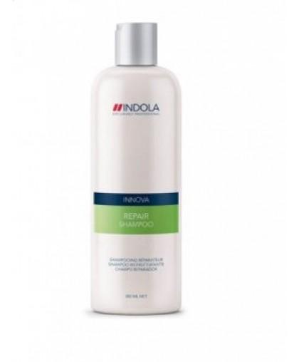 Indola Innova Repair Shampoo Индола Шампунь Восстанавливающий 300 мл