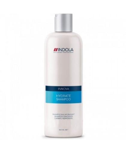 Indola Innova Hydrate Shampoo Индола Шампунь Увлажняющий 300 мл