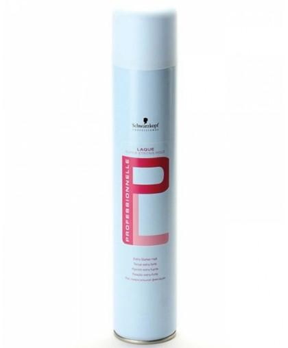 SCHWARZKOPF Лак для волос / PROFESSIONNELLE LAQUE 500 мл.