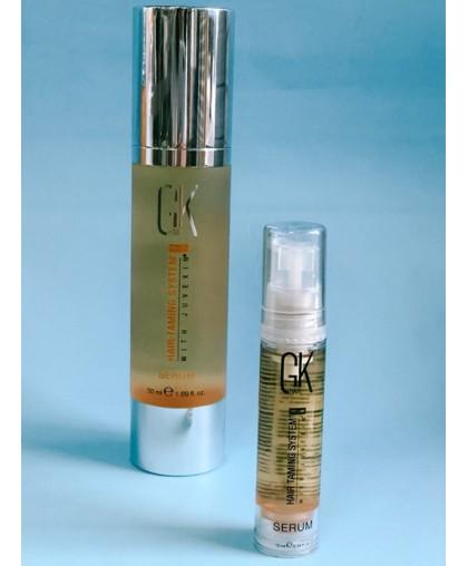 Global Keratin Сыворотка Serum с аргановым маслом и Juvexin 10МЛ.