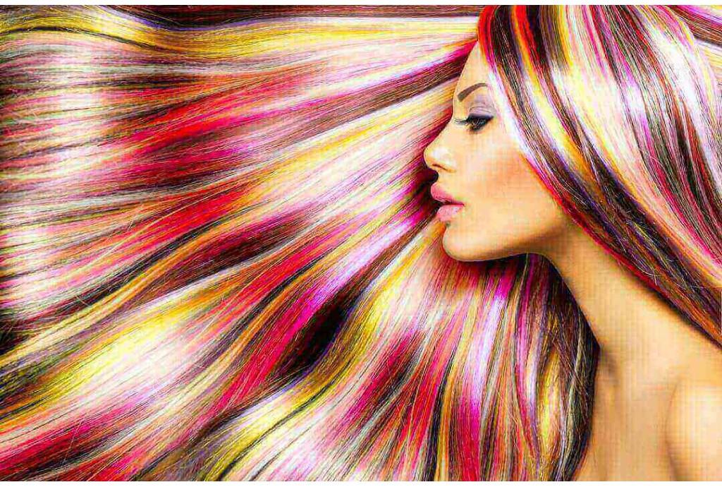 Краска для волос в магазине SIlk