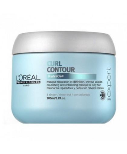 LOREAL Маска для вьющихся волос CURL CONTOUR  200мл.