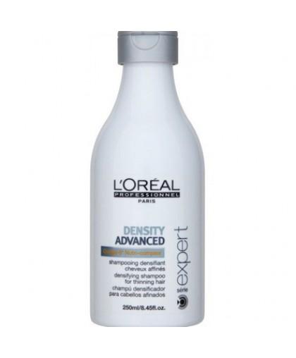 LOREAL  Шампунь против выпадения волос  Density Advanced 250 мл.