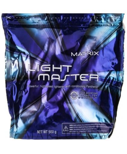 Matrix Лайт Мастер обесцвечивающий порошок 500 г