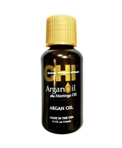 CHI Восстанавливающее масло арганы Argan Oil Rejuvenating masque 15мл.