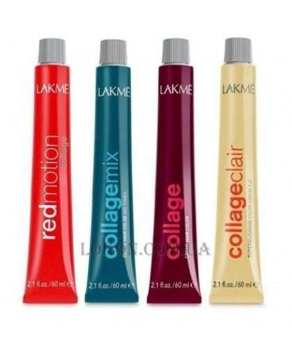 LAKME  Collage Крем-краска волос, 60 мл.