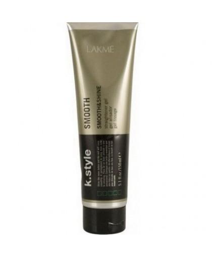 LAKME  Гель выпрямляющий для укладки волос (K.Style Smooth), 150 мл.
