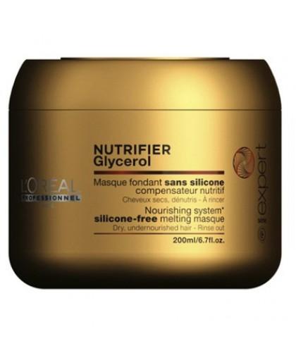 LOREAL Питательная маска для сухих и ослабленных волос Professionnel Nutrifier 250 мл