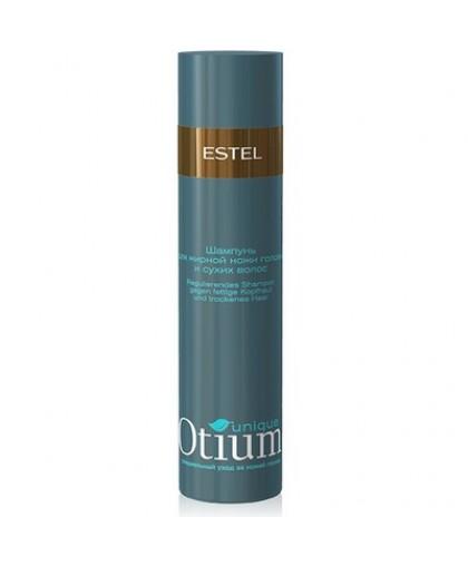 ESTEL OTIUM Шампунь для жирной кожи головы и сухих волос 250мл.