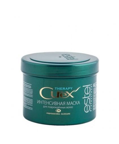 ESTEL  Интенсивная маска для поврежденных волос Curex Therapy 500мл.