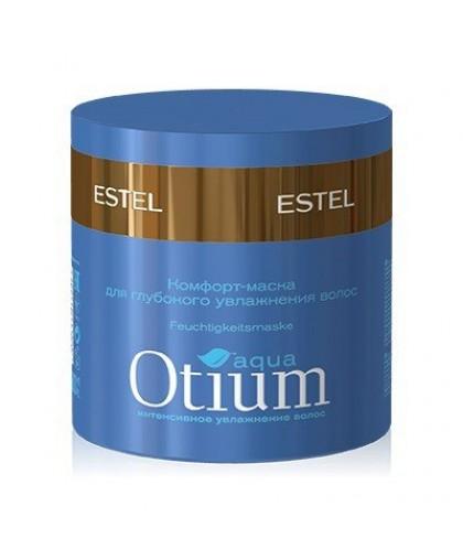 ESTEL OTIUM Комфорт-маска для глубокого увлажнения волос 300мл.