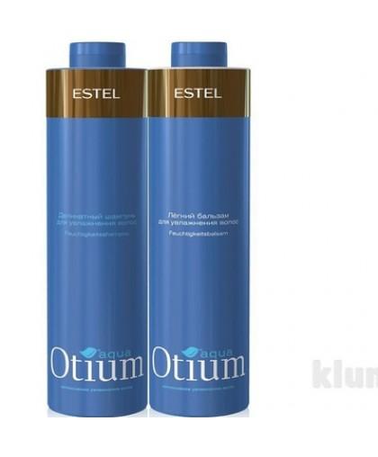 ESTEL  OTIUM Легкий бальзам для увлажнения волос 1000мл.
