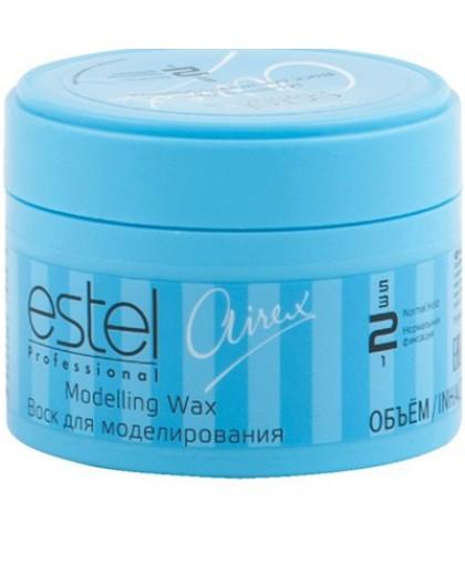 ESTEL Воск для моделирования волос 75мл.