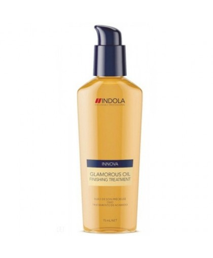 Indola Масло для волос Glamorous Oil Масло для блеска 75мл.