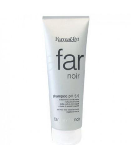 Farmavita Шампунь против выпадения волос Noir Shampoo 250 мл.