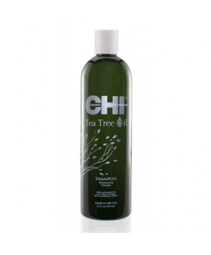 CHI Tea Tree Oil Shampoo Шампунь  с маслом чайного дерева 355мл.