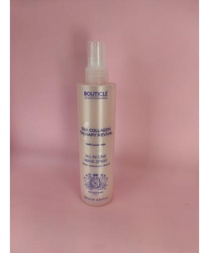 Многофункциональная несмываемая маска-спрей 15 в 1 для восстановления сильно поврежденных, сухих волос