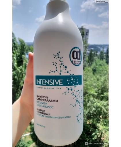 Constant DELIGHT Шампунь с минералами питание и защита волос 1л.